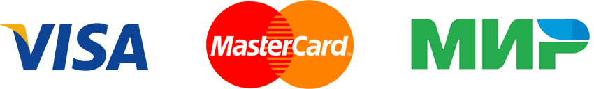 visa mastercard mir